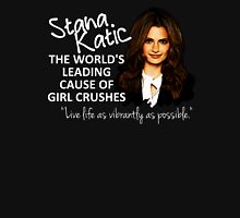 Stana - Leading Cause of Girl Crushes T-Shirt