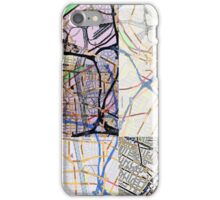 DOWNTOWN LA iPhone Case/Skin