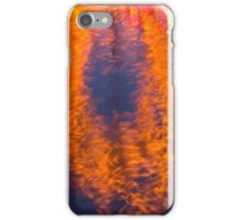 Fire On The Water  iPhone Case/Skin