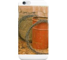 Barrel & Barbs iPhone Case/Skin