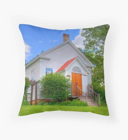 Hyde Chapel Throw Pillow