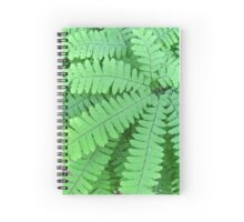 Maidenhair Fern Spiral Notebook