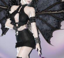 Gothic Fairy Sticker