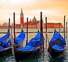 Isola Di San Giorgio, Venice by Al Bourassa