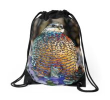 19. Unflappable And Unruffled Drawstring Bag