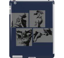 Cowboy Bebop Characters iPad Case/Skin