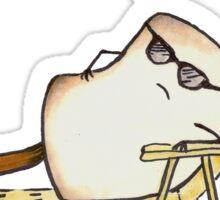 Don't Marsh My Mallow Sticker