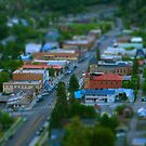 Ouray, Colorado by Tim Wright