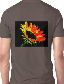 Red Sunflower Unisex T-Shirt