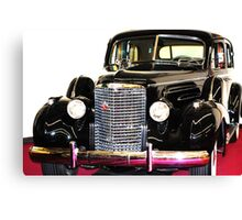 Cadillac Classic Canvas Print