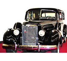 Cadillac Classic Photographic Print