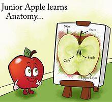 Junior Apple Lesson by Amber Witt