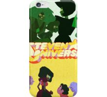 Steven Universe - We're Not Going To Do It Alone iPhone Case/Skin