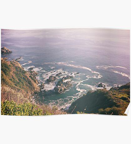 California waves Poster