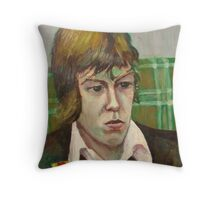 YOUTH. Throw Pillow