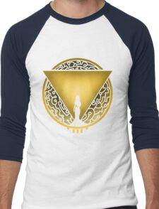 Cloudbank's Finest Men's Baseball ¾ T-Shirt