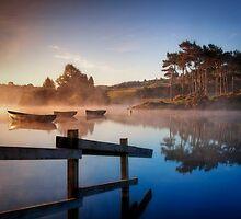 Knapps Loch by David Mould