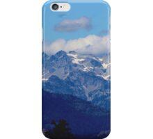 Central Cascades iPhone Case/Skin