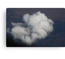 Ariel Cloudscape Canvas Print