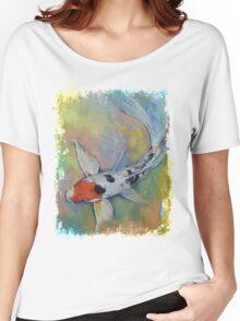 Maruten Butterfly Koi Women's Relaxed Fit T-Shirt