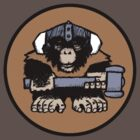 DwarfChimp by Sturstein