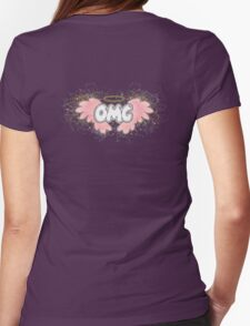 OMG Tee Womens Fitted T-Shirt