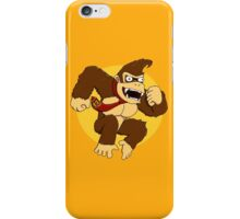 Attack of the Kong iPhone Case/Skin