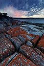 Bay of Fires  by Robert Mullner