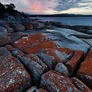 Bay of Fires  by Robert Mullner