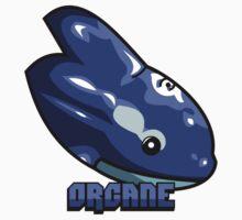 Orcane Logo Kids Clothes