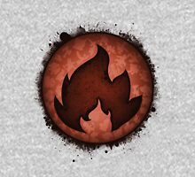 The Fire Types Unisex T-Shirt