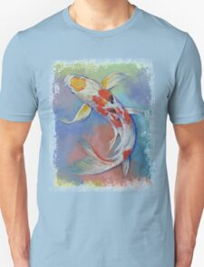 Butterfly Koi Fish Unisex T-Shirt