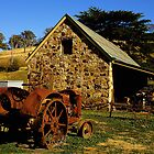 Carcoar NSW ~ Stoke Stables Museum by Rosalie Dale