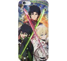 Anime: Owari no Seraph iPhone Case/Skin