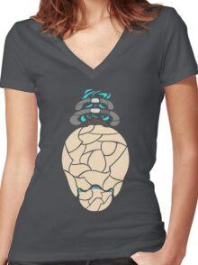 Nova Women's Fitted V-Neck T-Shirt