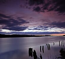 """April Sunrise"" colour by Husky"