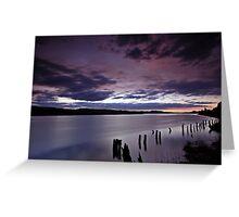 """""""April Sunrise"""" colour Greeting Card"""