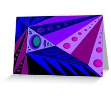 Big Tent Greeting Card