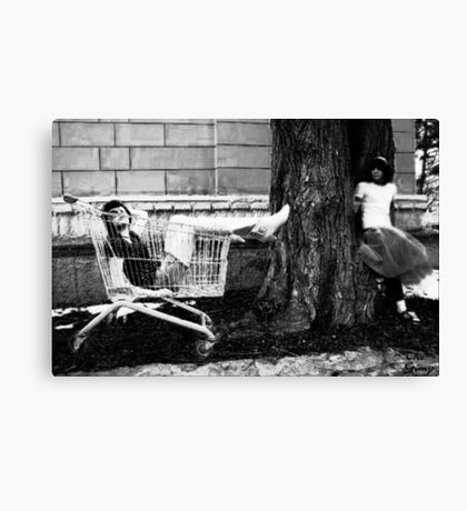 The Best of Trolley Days. Canvas Print