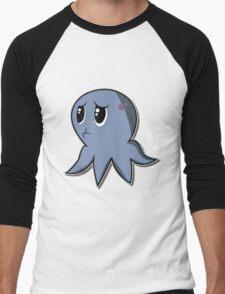 Lonely Octopus Men's Baseball ¾ T-Shirt