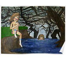Swamp Days Night Poster