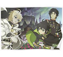Anime: Owari no Seraph Poster