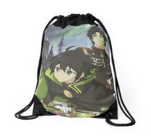Anime: Owari no Seraph Drawstring Bag