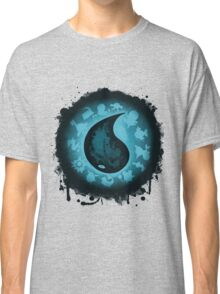 The Water Types Classic T-Shirt