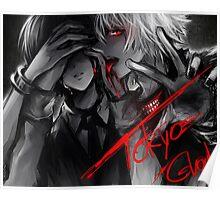 Anime: Tokyo Ghoul - Kaneki x Touka Poster