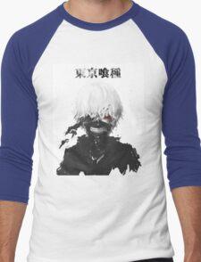 Anime: Tokyo Ghoul Men's Baseball ¾ T-Shirt