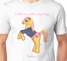 Rose Tyler Retro Pony (Doctor Who) Unisex T-Shirt