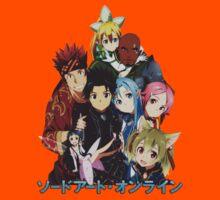 Anime: SWORD ART ONLINE Kids Clothes