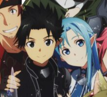 Anime: SWORD ART ONLINE Sticker