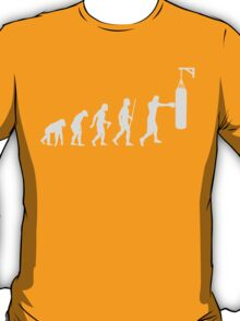 Funny Boxing Punching T Shirt T-Shirt